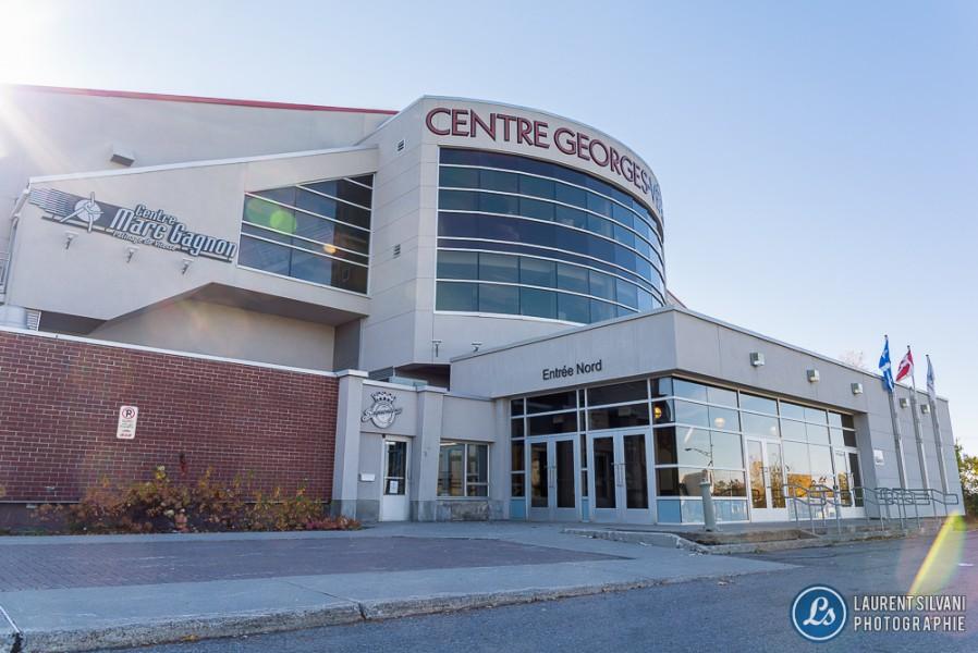 Centre George-Vézina - Architecture / immobilier à Chicoutimi