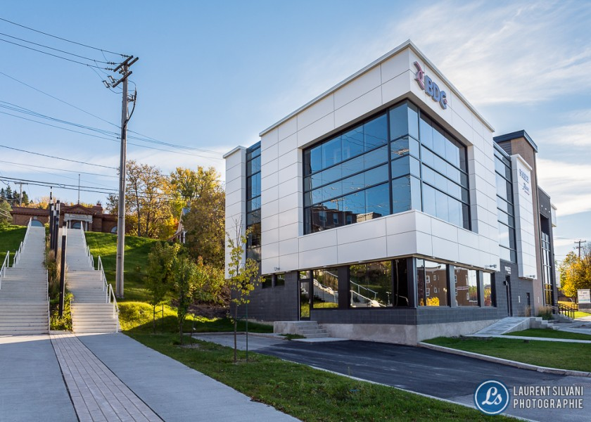 Police de Ville de Saguenay - Architecture / immobilier à Chicoutimi