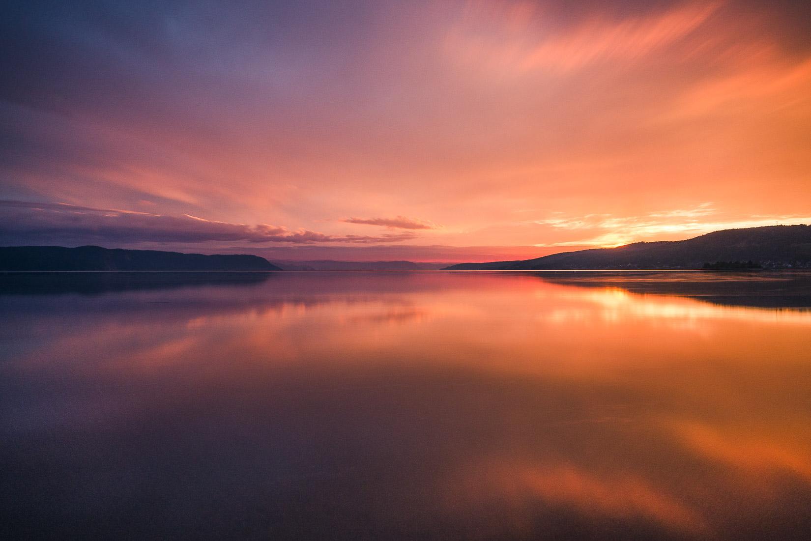 Paysage du Saguenay-Lac-Saint-Jean