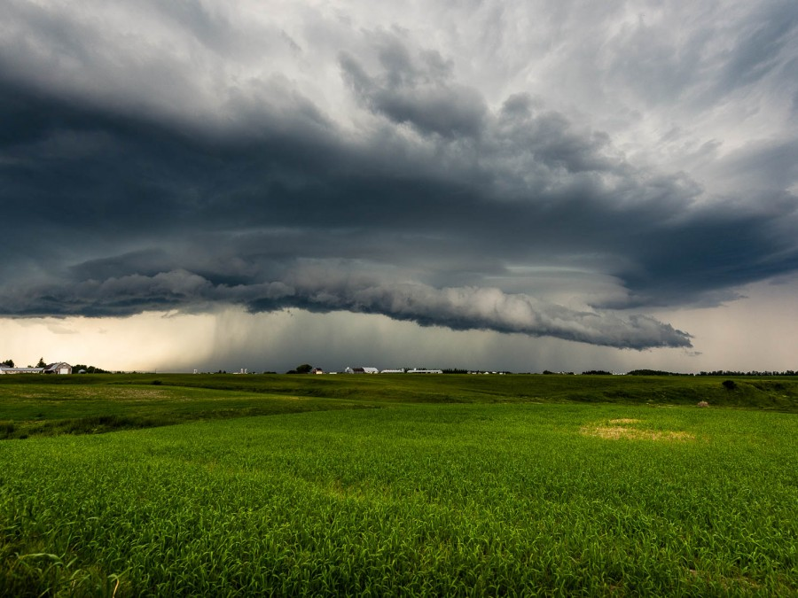 Chasse aux orages au Saguenay-Lac-Saint-Jean