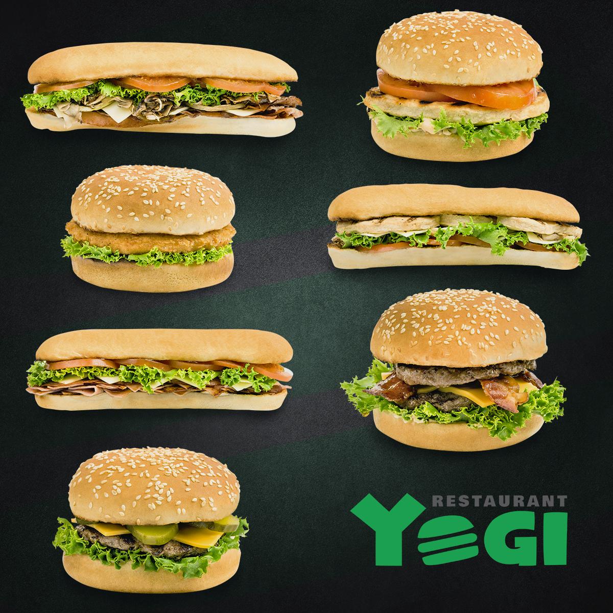 Photos culinaires pour le restaurant Yogi au Lac-Saint-Jean