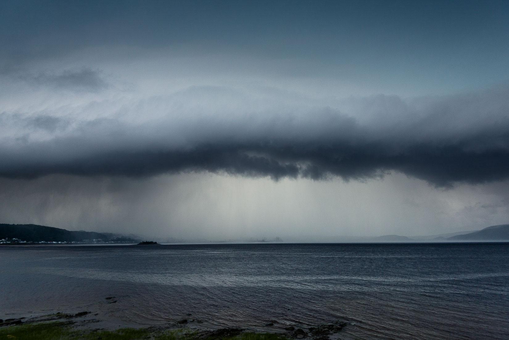en-tête orage 18 juillet à La Baie