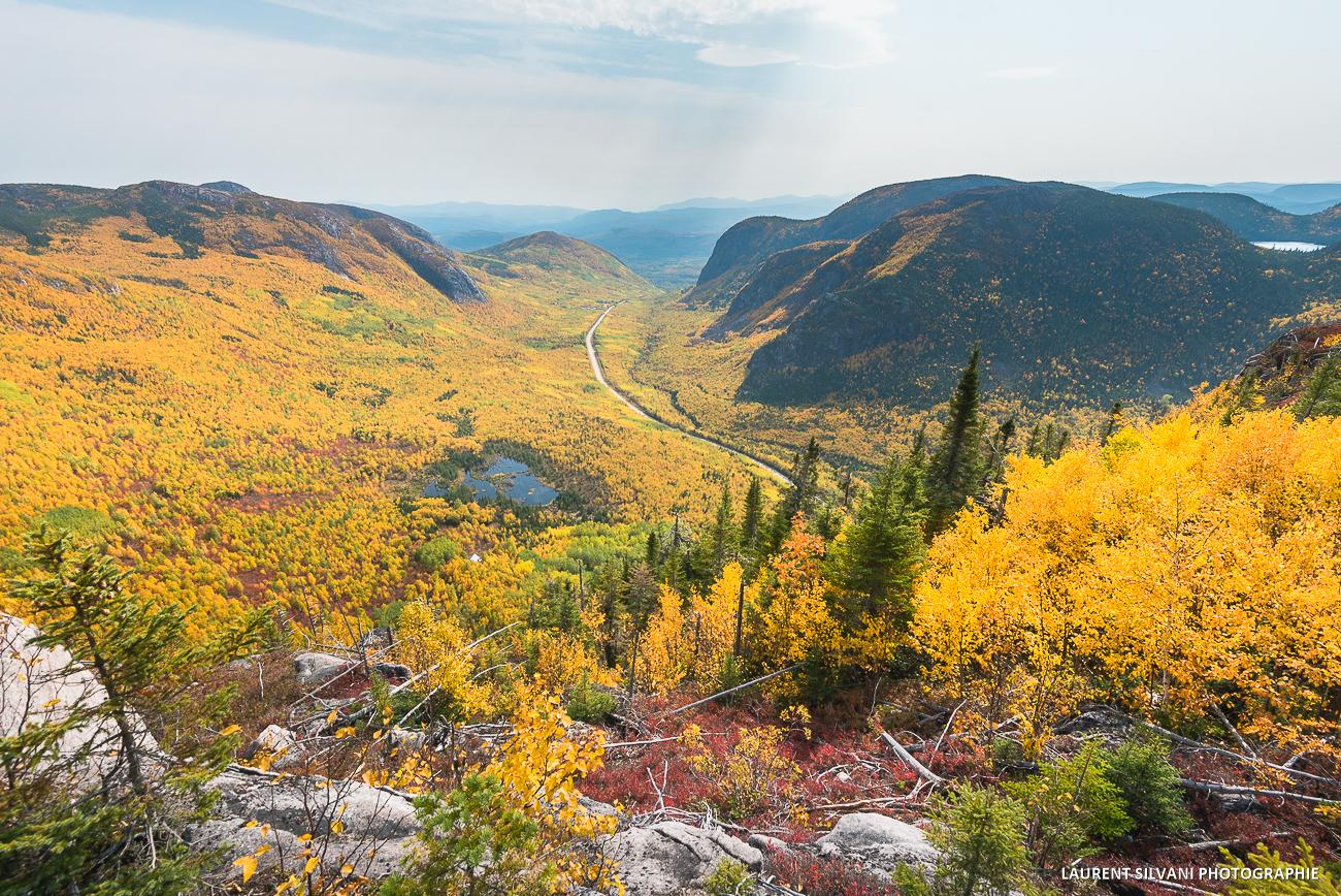 Mont du Dôme en automne