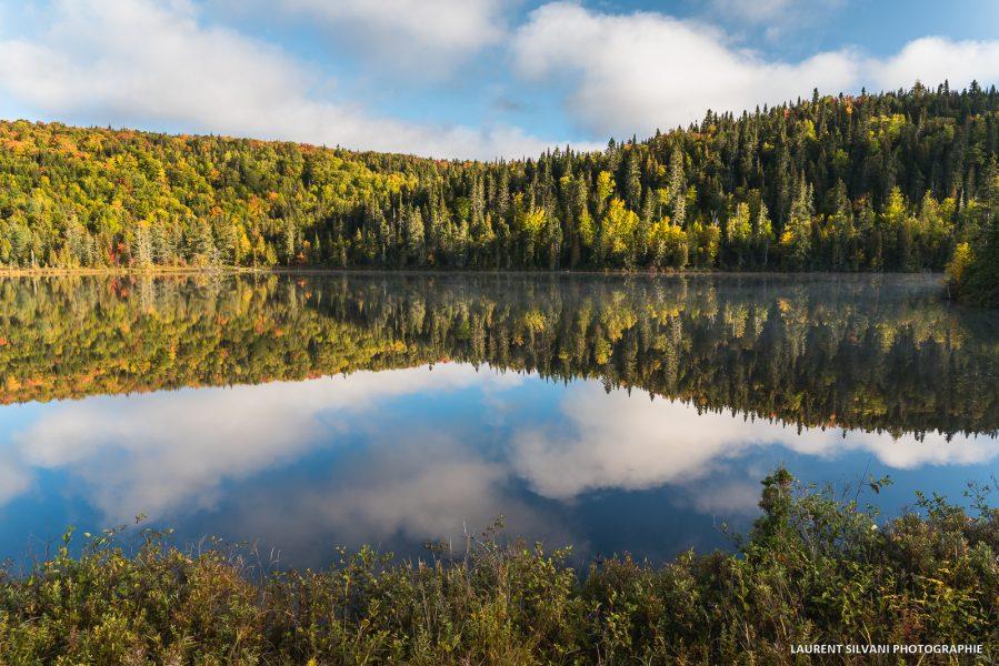 Le Saguenay en automne