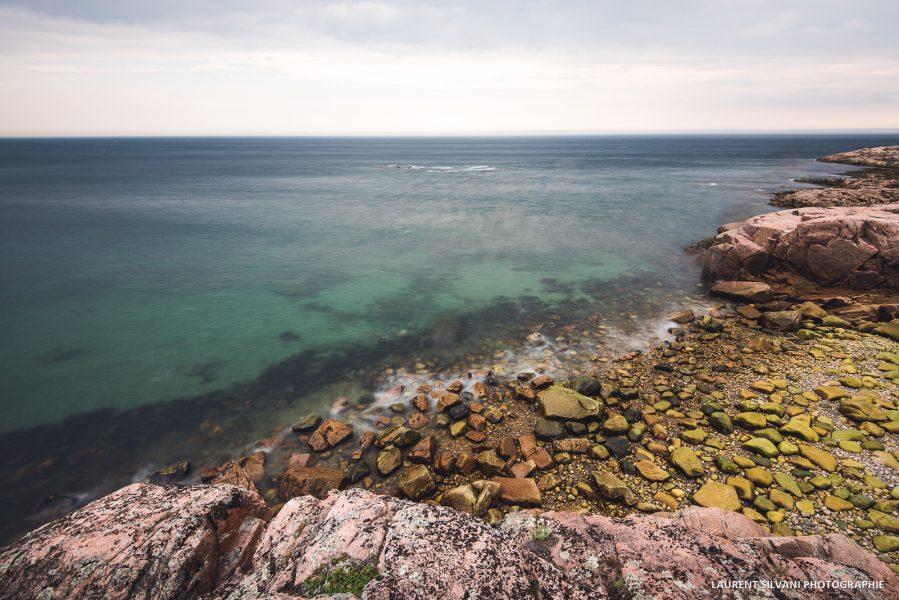 La Côte-Nord et ses rives magnifiques