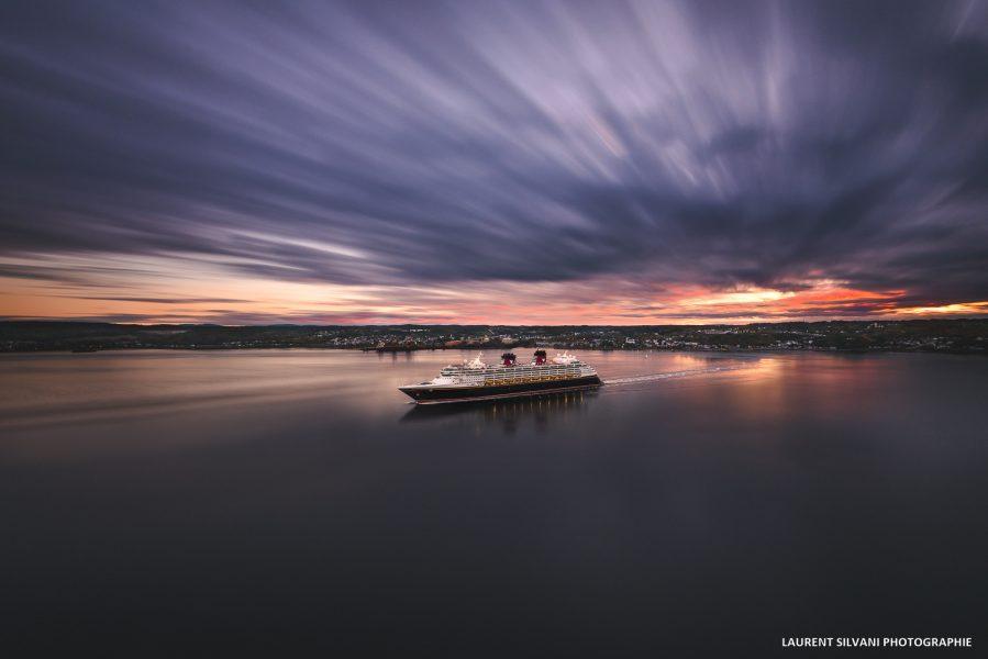 La Baie et ses bateaux de croisière