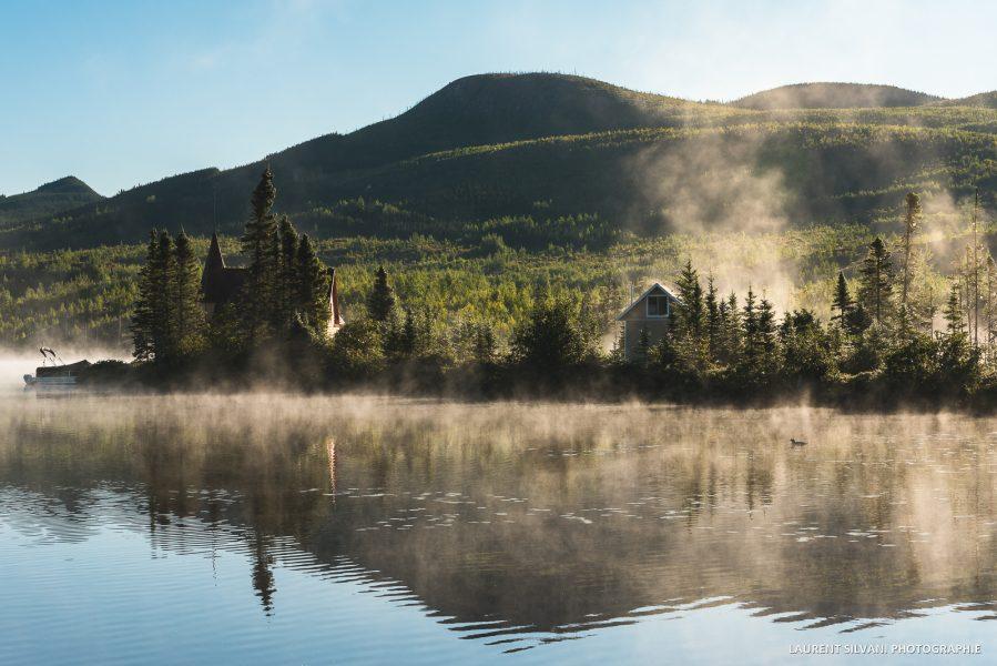 La nature entre le Saguenay et Charlevoix